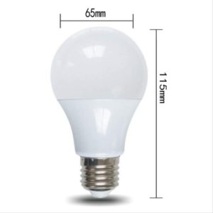 9W PHILIPS TYPE 65 MM HOUSING LED BULB