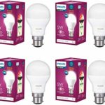 9W PHILIPS HOUSING LED BULB NORMAL
