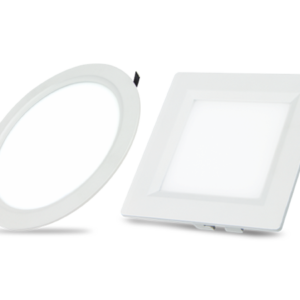 SLIM PANEL LIGHT REGULAR ROUND & SQUARE